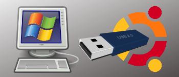 Creating a Bootable Ubuntu USB Flash Drive From Windows