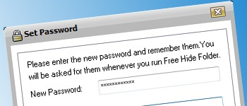 Password Protect a Folder in Windows 7, Vista and XP